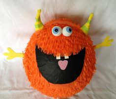 Hey, I found this really awesome Etsy listing at http://www.etsy.com/listing/155115193/pinata-cute-little-monster
