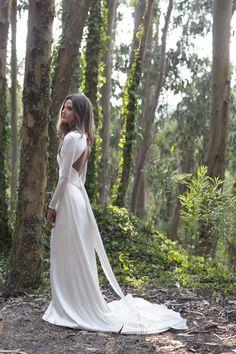 Vestido de Novia San Simón