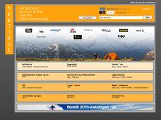 Vertikal AS - VZT Desktop Screenshot