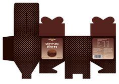 Heart of Cocoa: packaging design by Linda Tso, via Behance