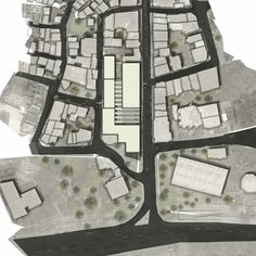 Site Plan - Health Center
