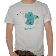 Qwitterbird T-shirt