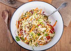 5 летних салатов: съесть, чтобы похудеть , рецепт приготовления - Портал «Домашний»