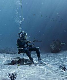 Andreas Smetana - Bundaberg - Picture Of The Day - ONE EYELAND  2012-11-12