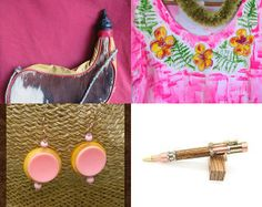 TICKLED PINK!                                  for Treasury Integrity Team! by Patty andLittleGuy on Etsy--Pinned with TreasuryPin.com
