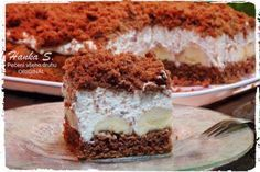 Mole cake from sheet metal Maulwurftorte vom Blech Brownie Desserts, Chocolate Desserts, Easy Desserts, Chocolate Chip Pie, Chocolate Cake Recipe Easy, Sweet Recipes, Cake Recipes, Dessert Recipes, Chewy Brownies