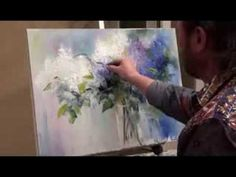 МК Сахарова учимся рисовать Сирень