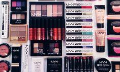 ¡¡Sorteo!! Más de 100 productos NYX