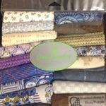 Cutie Pack Downton Abbey II Collection by Andover - to be used with any of our cutie quilt patterns