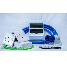 240V Mains Electric Hook Up Installation Kit