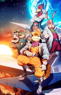 starfox, dude, this is what I call the best games ever. N64 gamecube and super Nintendo