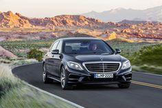 Представлен новый Mercedes S-Class - 11 Ноября 2013 - Автолайф-Ковель