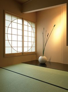 Love the minimalist feel of a Japanese design... Japanese rom -washistu-
