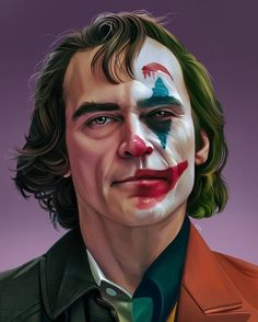 Joaquin Phoenix gave an oscar-winning performance in Todd Phillip's film-Joker. Joker addresses the relation of mental illness to crime and violence. Le Joker Batman, Der Joker, Joker And Harley Quinn, Gotham Batman, Batman Art, Batman Robin, Joker Hd Wallpaper, Joker Wallpapers, News Wallpaper
