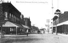Main Street - Leesburg, Florida