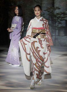66 Best Beautiful Japanese Kimonos images in 2014 | Japanese