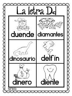 Con las fichas para aprender a leer el abecedario los niños podrán aprender las letras del abecedario fácilmente. Descarga gratis las fichas e imprímelas. Una buena manera para que los …