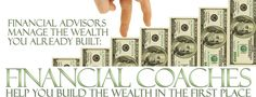 Learn the critical differences between a personal financial coach and financial advice so that you have the tools and resources you need to attain wealth. Coach Quotes, Financial Planner, Finance Tips, Shopping Hacks, Money Management, Personal Finance, Wealth, Advice, Buy Shoes