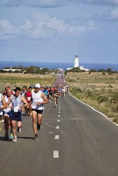 Mitja marató Formentera 2013