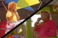 John Spencer & Lyda - Telefoonbaby