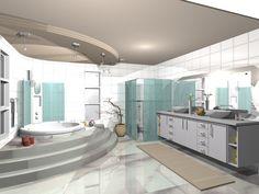 Como decorar um banheiro com estilo!