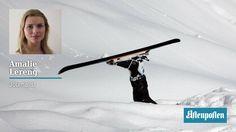 På min første skitur på ti år bestemte jeg meg til slutt for høylytt å late som jeg var dansk.