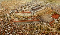 Ancient city/state of Athens Parthenon, Acropolis, Historical Art, Historical Architecture, Macedonia, Rome, Classical Greece, Medieval Gothic, Celtic Culture