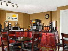 Breakfast Area at the Days Inn Auburn in Auburn, Washington