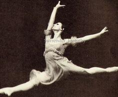 Maya Plisetskaya In 'Romeo and Juliet.'