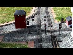 Dennis Mead's Outdoor Garden Trains with the Good for Nuthin String Band - Mountain Dulcimer