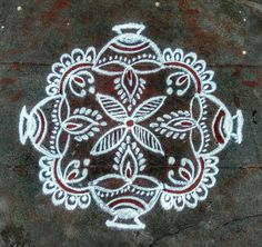 Rangoli Designs Latest, Rangoli Designs Flower, Rangoli Border Designs, Rangoli Designs Diwali, Rangoli Designs With Dots, Rangoli Designs Images, Rangoli With Dots, Beautiful Rangoli Designs, Simple Rangoli