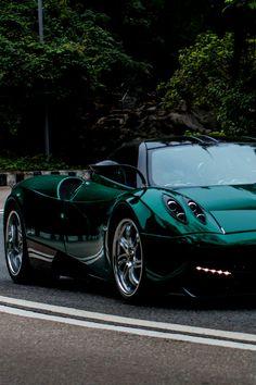 ♂ Green car #Wheels #transportation