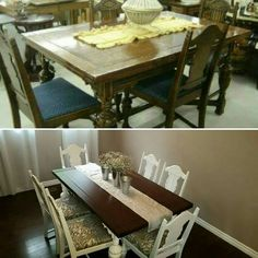 Restoration, Dining Table, Rustic, Furniture, Home Decor, Country Primitive, Homemade Home Decor, Dinning Table Set, Home Furnishings