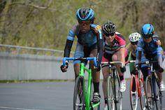 Ayesha McGowan, african america woman cyclist
