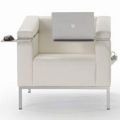 P@D Intelligent Lounge Chair By MARTIN BALLENDAT - Via Blog - Industry Magazine Inc.