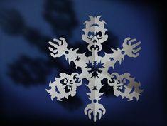 Zombie Snowflake Pattern (example)