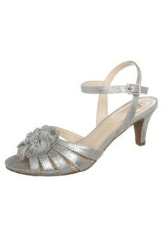 Step into our women's strappy sandals sale for some footwear treats Hopea, Anna, Sandals, Silver, Wedding, Fashion, Valentines Day Weddings, Moda, Shoes Sandals