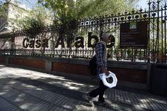 Casa Árabe in Madrid (Spain).