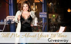 When Was Your 1st Time? To enter The Antiques Diva & Co Tell Me About Your First Time at the Paris Flea Market giveaway: leave a comment on this blog and #TellMeAboutYourFirstTime at the #ParisFleaMarket - ends Oct 25, 2016: must be 18 to enter, get the details here: http://antiquesdiva.com/paris-flea-market/first-time-paris-flea-market