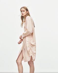 Silk Shirt Dress - Latest Arrivals - Shop Woman - Filippa K