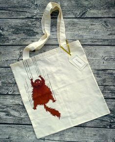 Ecobag, tote with cat