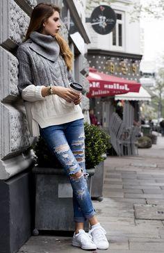 MsKnitwear.com, крупная объемная вязка, модные тренды в одежде, модные тренды 2016 2017, вязаная мода 2017, вязаная мода 2017