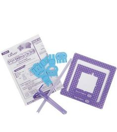 Clover Puff Quilting Clip Set-Small