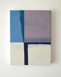 Jai Llewellyn: City Limits, oil on canvas, 40 x 30 cm, 2014