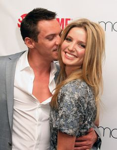 """Jonathan Rhys Meyers and Annabelle Wallis Photo - Official Launch Party For ShowTime's """"The Tudors - Season 3"""""""
