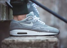 Nike Air Max 1 - OG Mesh Grey (by Maxi Röschlein)
