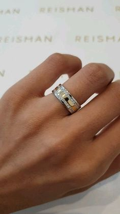 Gold Band Engagement Rings, Perfect Engagement Ring, Mens Diamond Wedding Bands, Wedding Ring Bands, Wedding Ring Sets Unique, Gold Ring Designs, Beautiful Rings, Jewellery, Google