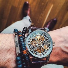 GENTS Timepieces offer the best in luxury timepieces for men, without the burden of price. Nothing over $100 & Free Shipping Worldwide!