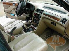 Rover 620si interior.