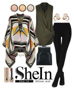 """SheIn Contest"" by dashe-diva ❤ liked on Polyvore featuring Marc Jacobs, River Island and By Terry"